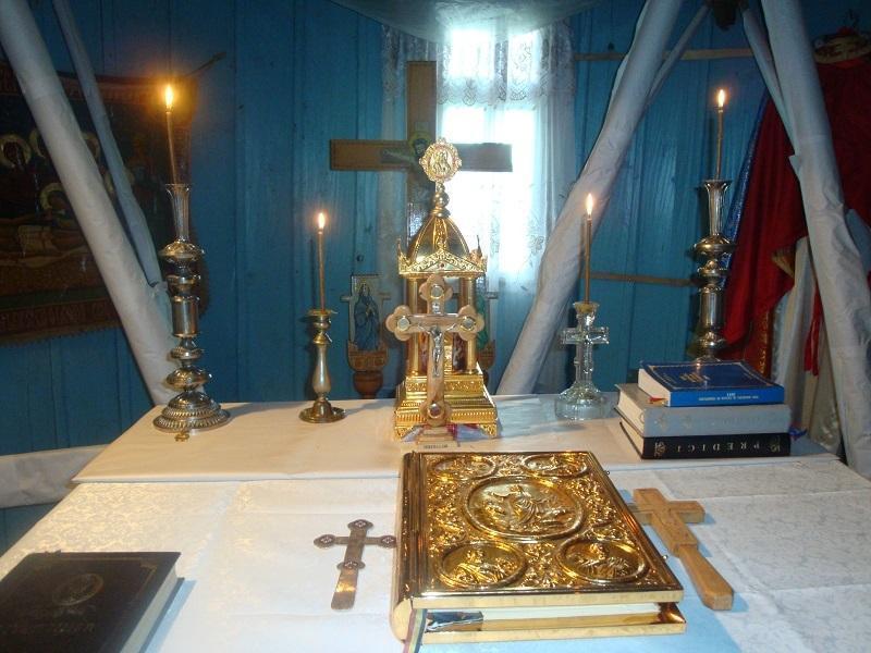 Sf Masă din Sf Altar